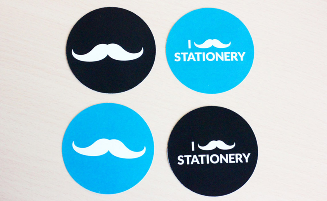 Quotus-news-moustache-stationery-article