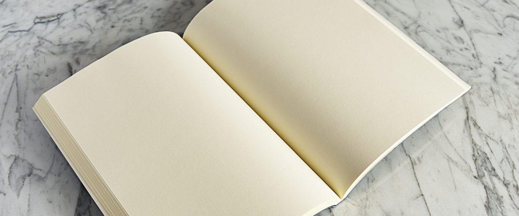 Quaderno in pelle vegetale Cogito - Quotus