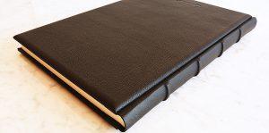 Libro firme in pelle - Quotus