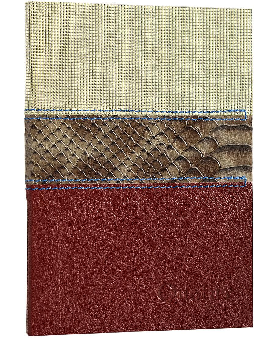 Quotus - Satura Fashion Diary 311 blank page
