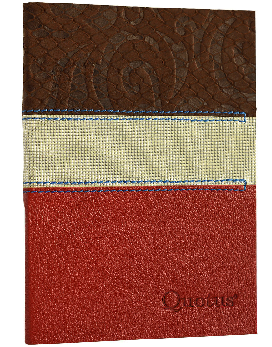 Quotus - Satura Fashion Diary 316 lined