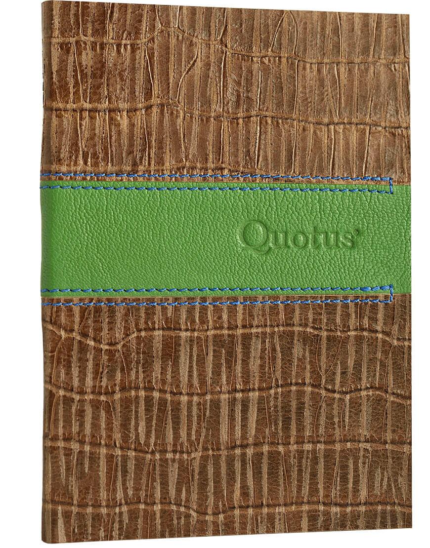 Quotus - Satura Fashion Diary 322 lined