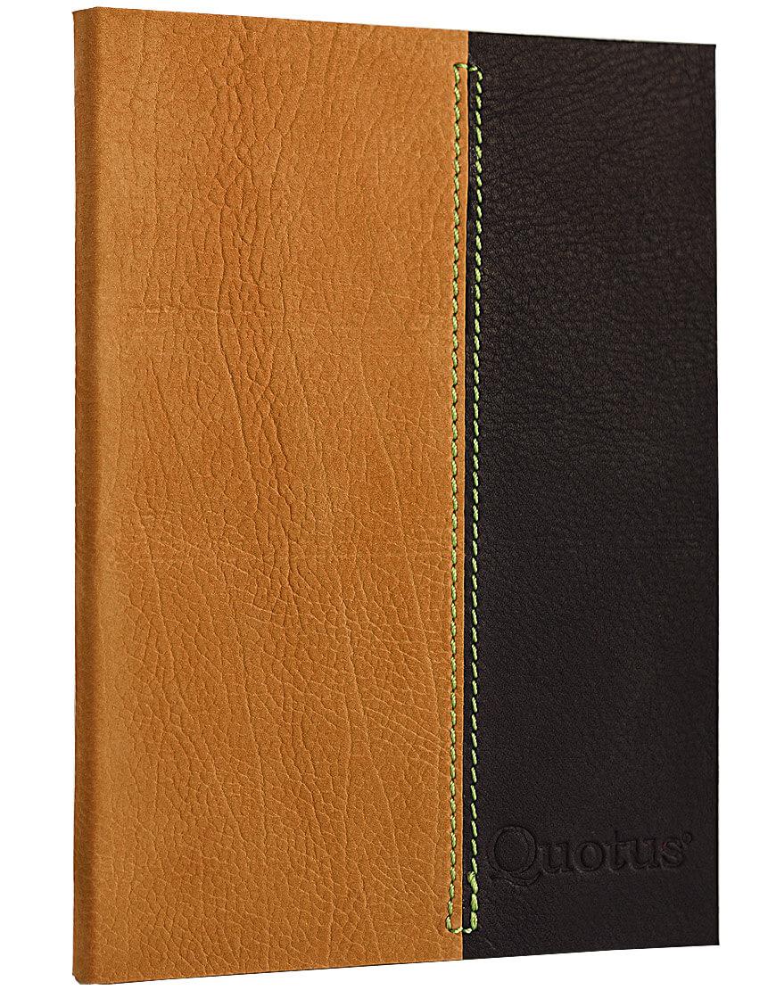 Quotus - Satura Fashion Diary 328 lined