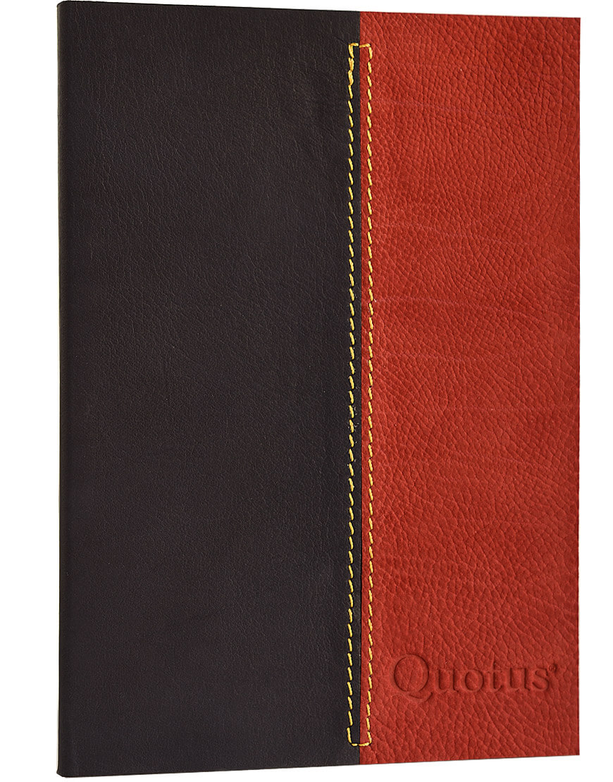 Quotus - Satura Fashion Diary 330 lined