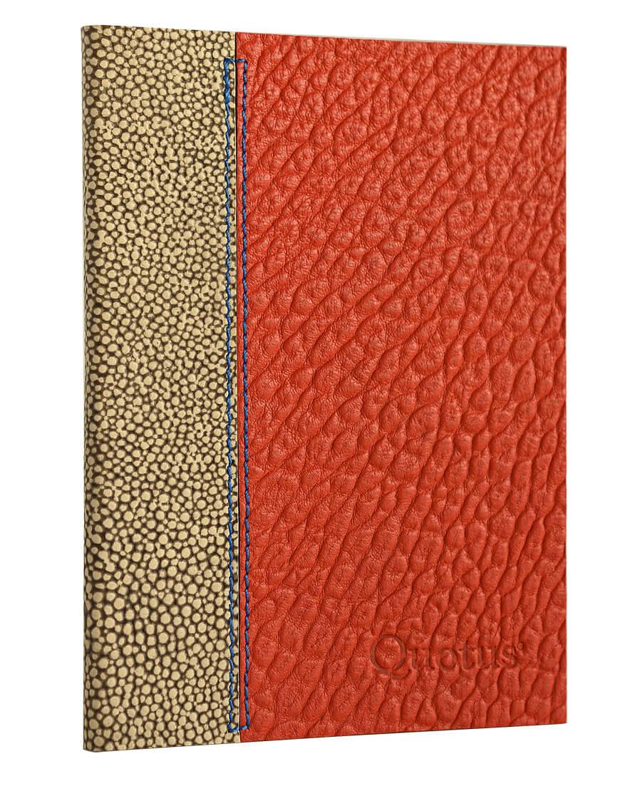 Quotus - Satura Fashion Diary 337 lined