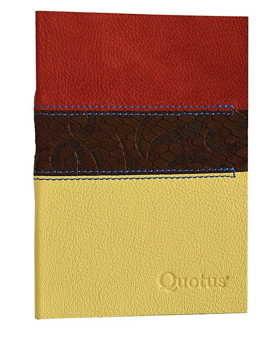 Quotus - Satura Fashion Diary 339 lined