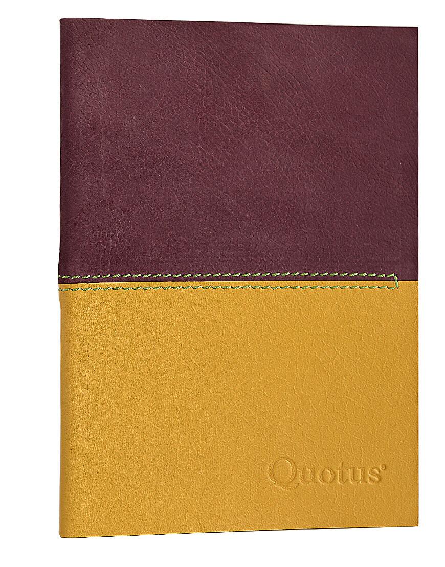Quotus - Satura Fashion Diary 340 blank page