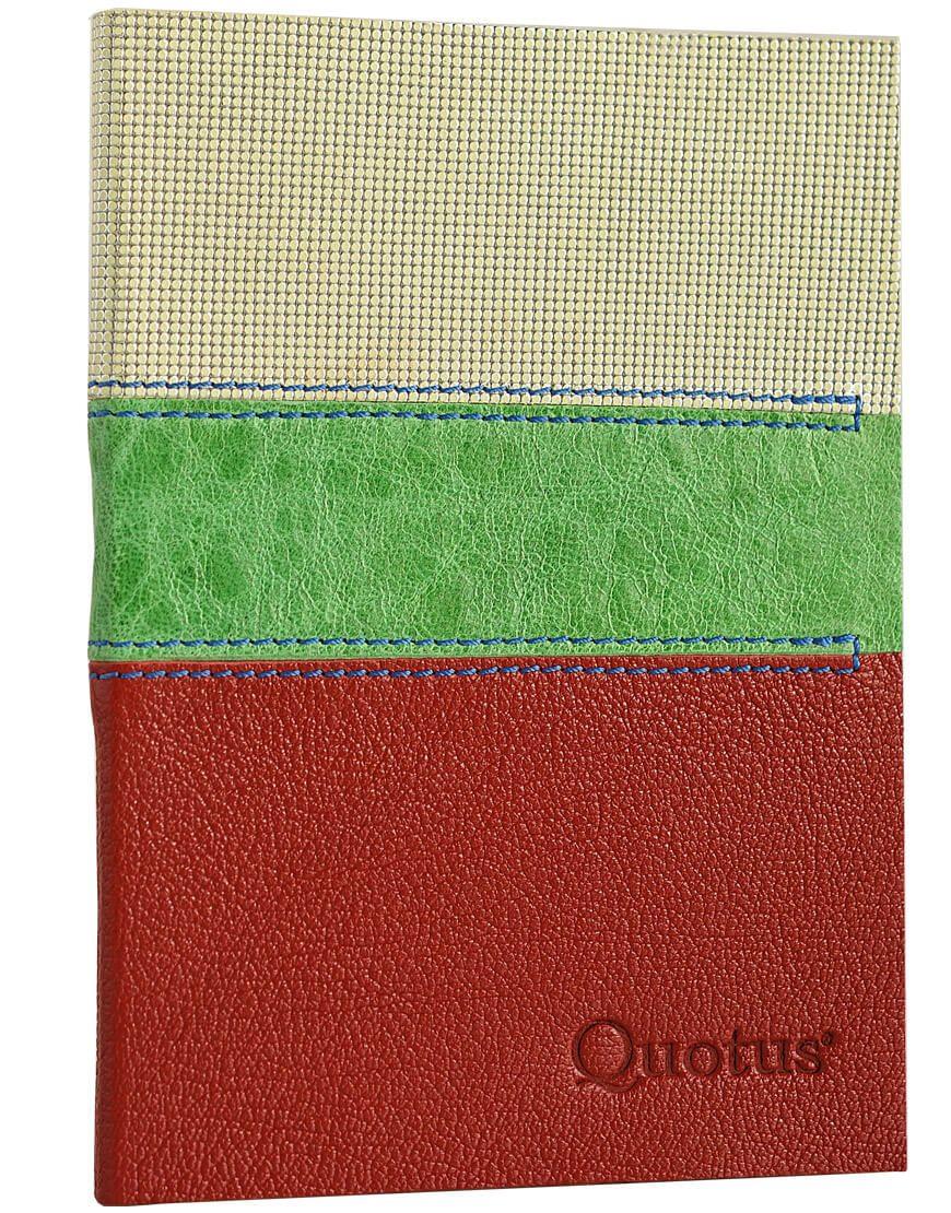 Quotus - Satura Fashion Diary 308 lined