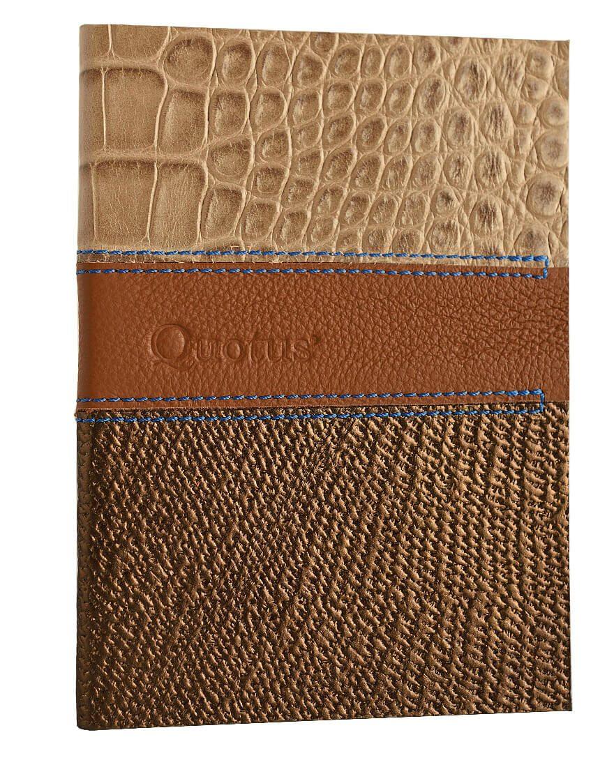 Quotus - Satura Fashion Diary 356 blank page