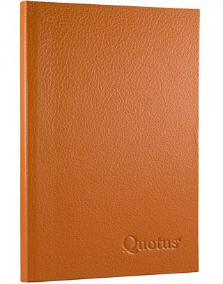 Quotus - Pocketbook phone contacts brown
