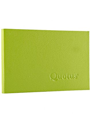 Cartoleria-Quotus-Mini-Block-Notes-Pavra-Verde