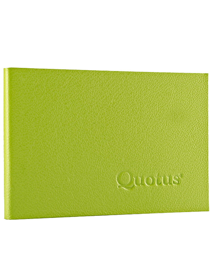 Cartoleria-Quotus-Mini-Block-Notes-Pavra-Verde