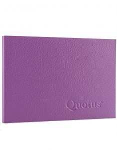 Quotus-Mini-Block-Notes-Pavra-Viola