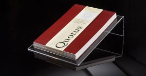 quotus-espositore-block-notes-solus-artigianale-in-vera-pelle-e-carta-vergata-conqueror