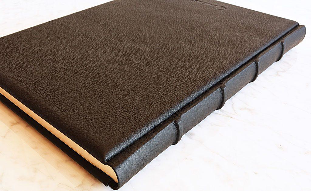 Libro-Firme-Quotus-Leather-e-Vergata