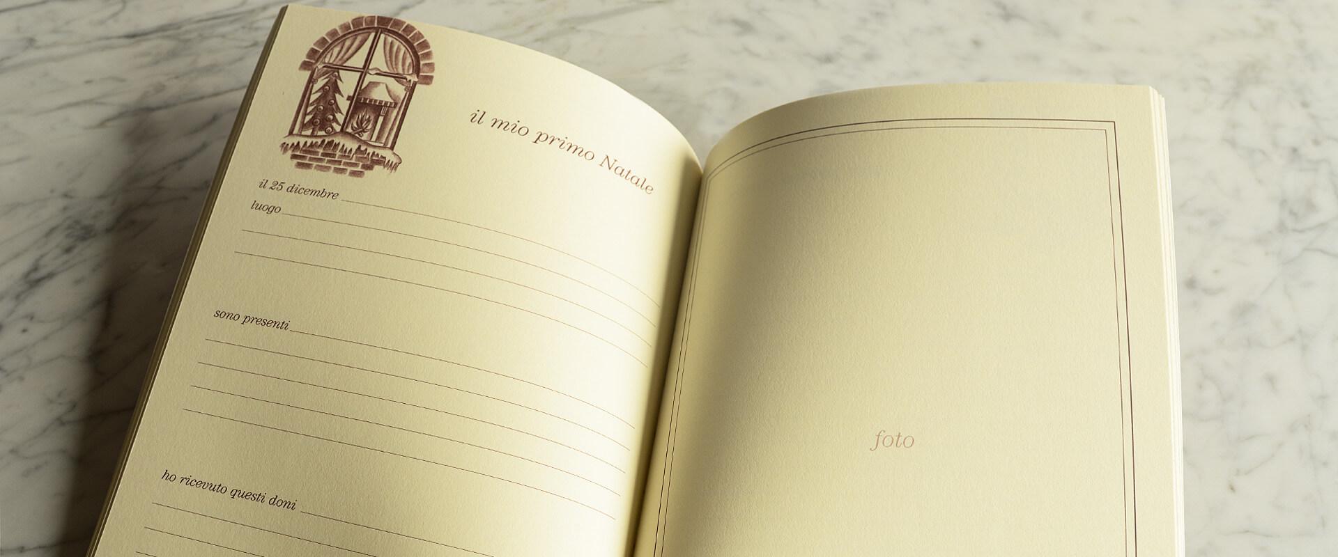 quaderno del neonato