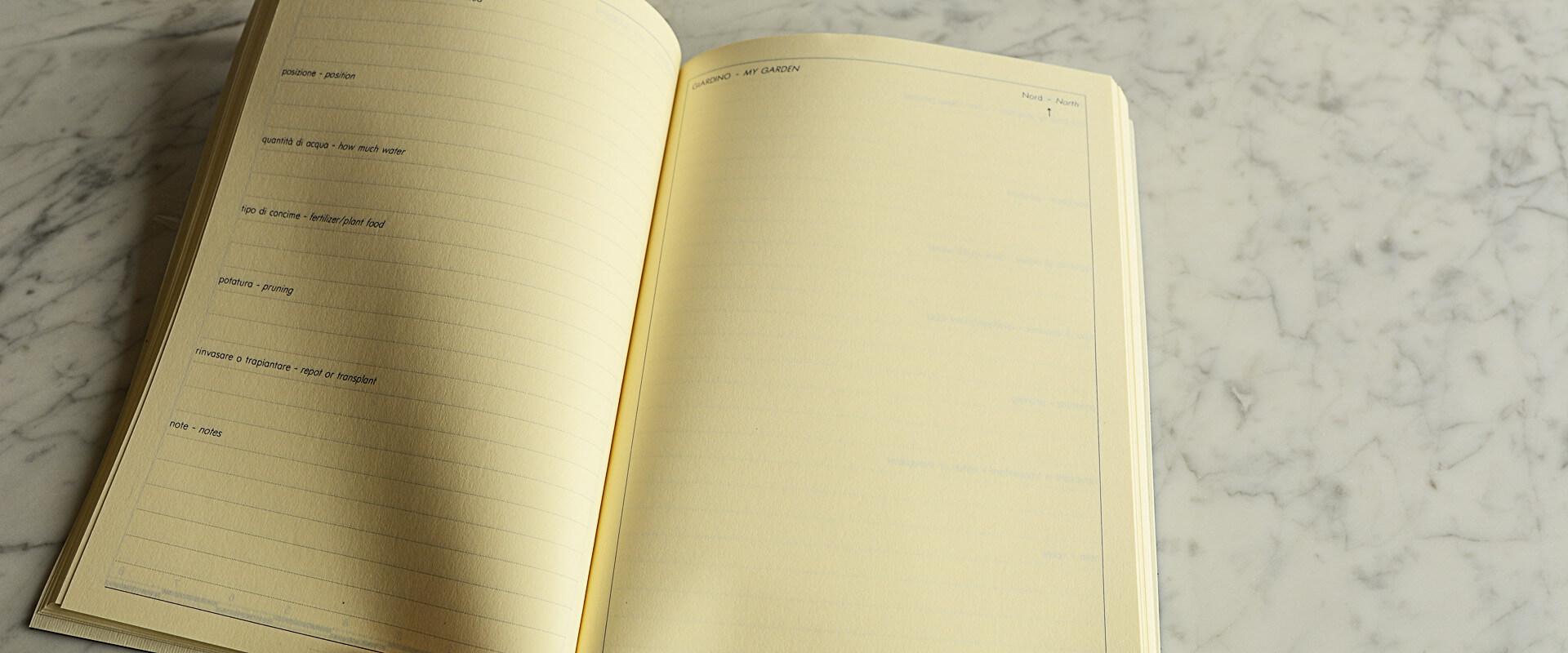 quaderno botanica quotus