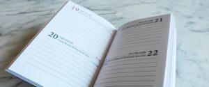 agenda 2020 tascabile