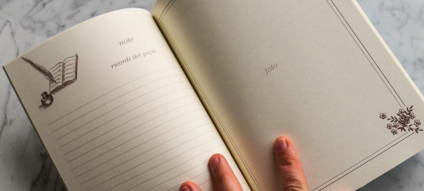 quaderno delle prime volte