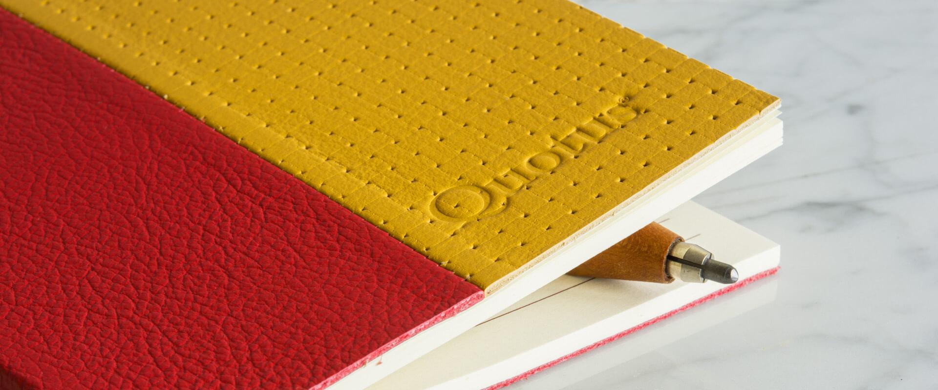 diario-tascabile a righe