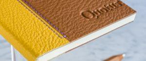 quaderno tascabile per appunti