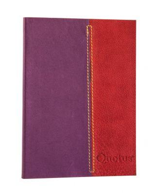 diario tascabile fatto a mano